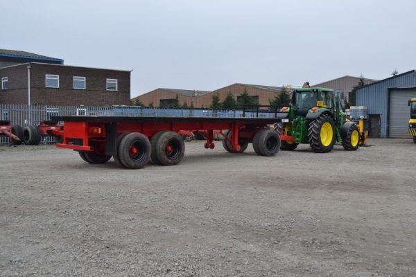 Tractor and Trailer Hire