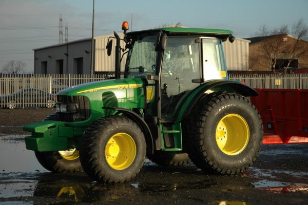 Site Tractor Hire