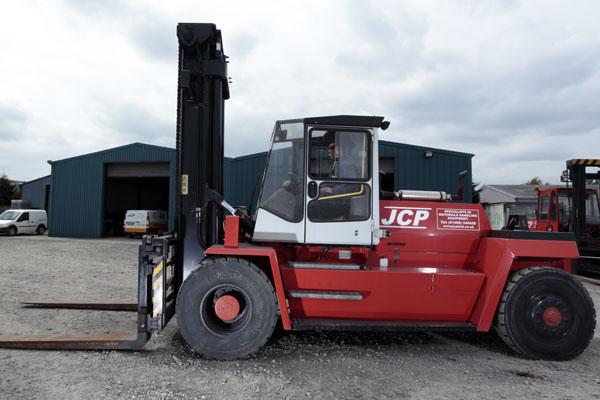 Kalmar 16t Forklift Hire