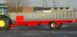 Scaffolding Trailer Hire