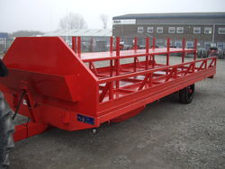 Framed Scaffolding Trailer Hire