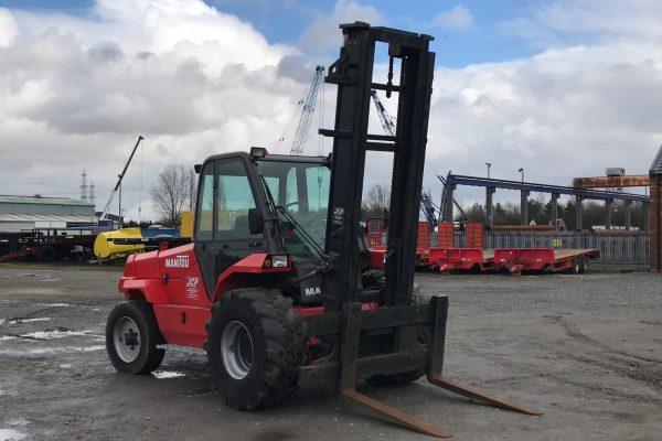 7t RT Forklift