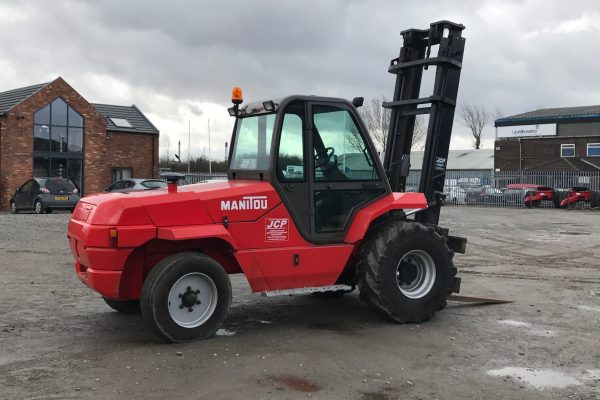 7t Rough Terrain Forklift